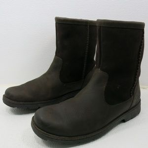 UGG Foerster Waterproof Leather Boot Australia 10